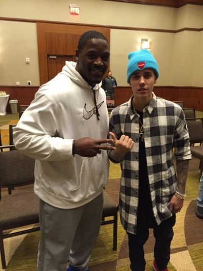 Justin Bieber Bible Study Pittsburgh Steelers