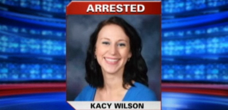 Kacy Christine Wilson Female Teachers Gone Wild?