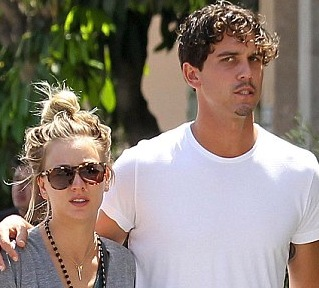 Kaley Cuoco new boyfriend
