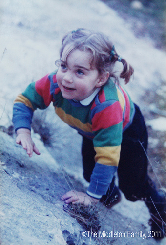 KATE MIDDLETON: YOUTH PHOTOS