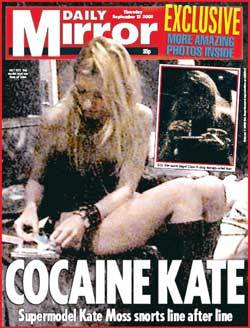 Kate Moss cocaine Vogue Mag Promises to Start Booking ONLY Models Who Have Meat On Their Bones