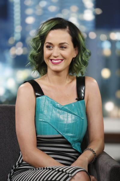 Katheryn Elizabeth Hudson aka Katy Perry