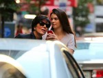 Kendall Jenner - With Her Mom in NYC-05-560x425