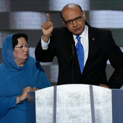 Khizr Khan Muslim Immigration website
