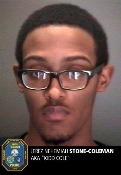 Kidd Cole mugshot 400x578 MTV Catfish Star ARRESTED For Making Metro Terror Threats