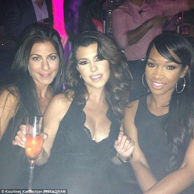 Kourtney Kardashian1