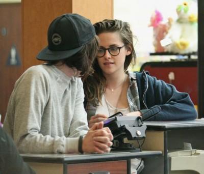 Kristen Stewart gay Alicia Cargile 3