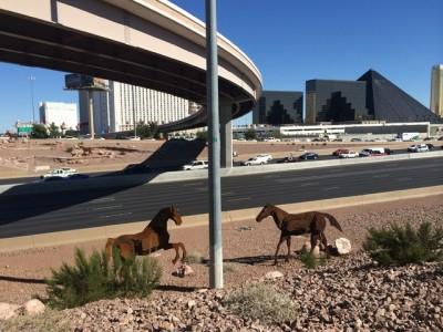 Las Vegas I-15 Shutdown Over Suspicious Package 2