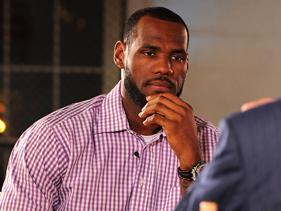 LeBron James Ditches Cleveland
