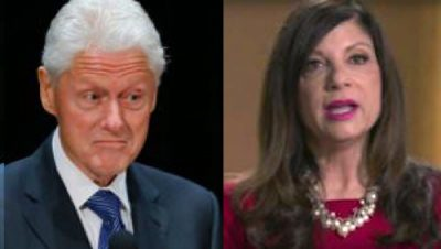 leslie-millwee-and-bill-clinton