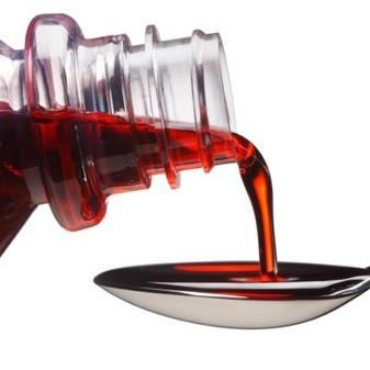 Licorice Coughing Liquid
