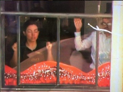 Lindt Chocolate Cafe in Sydney hostages