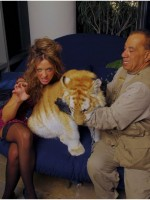 LisaMasonLeeBengalTigerNiveaVegas 150x200 Nivea Look Like You Give a Damn Party Vegas was Fun!
