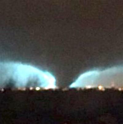 Local Dallas News Tornado Coverage