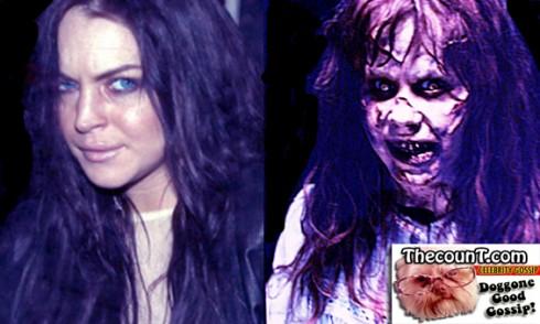 LohanRough640 doomsday 604x341 490x294 Lindsay Lohan In Need Of Exorcism?