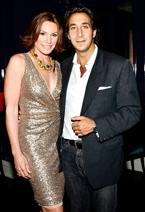 LuAnn de Lesseps Jacques Azoulay lg Countess LuAnn de Lesseps BACK ON THE MARKET!