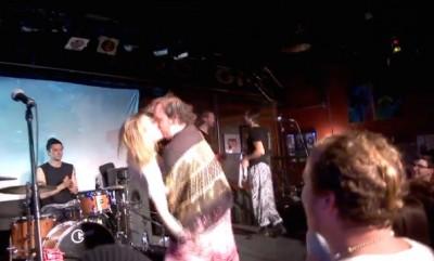 Macaulay Culkin Caught On Video Kissing Man