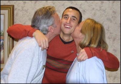 Manu Ginobili parents