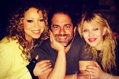 Mariah Carey brett ratner courtney love 1