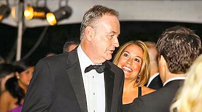 Fox News' Bill O'Reilly and wife Maureen arrived at the 20th annual Barnstable Brown Gala on Friday, May 2, 2008 at the Brown home in Louisville, Ky. Proceeds from the gala benefit diabetes research. The party theme was Fantasia.