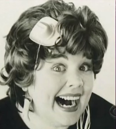 Melissa McCarthy  first headshot