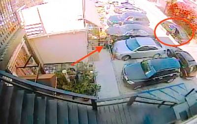Men hold down woman, cut Rolex off her wrist in brazen daytime attack 6