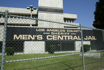 Mens Central Jail in downtown Los Angeles 400x267 RIOT At L.A. Central Jail Leaves At Least 6 Critically Injured