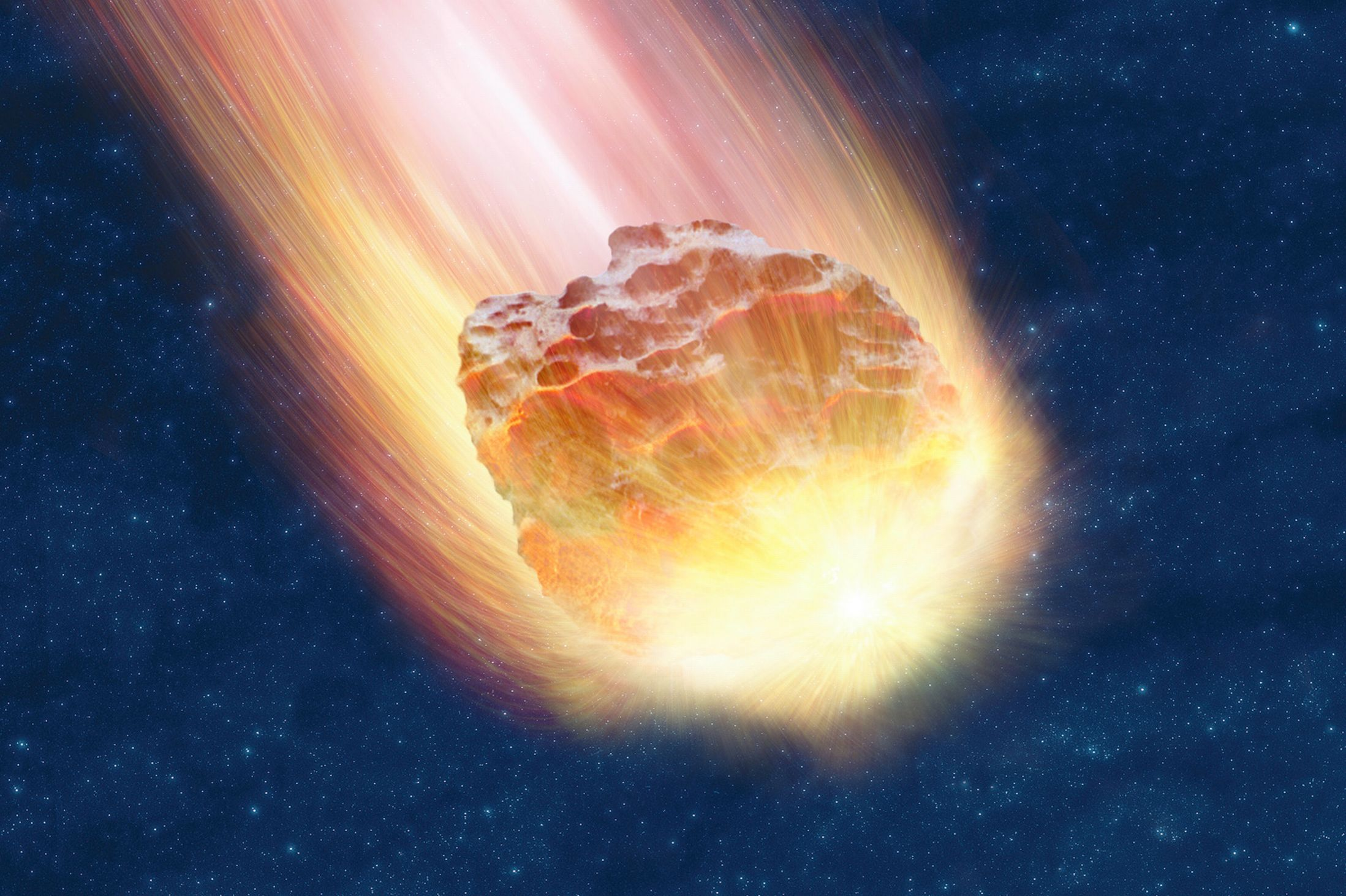 an analysis of the potential damage of meteorites in the surface of the earth Collisions between asteroids in space create smaller asteroidal fragments and these fragments are the sources of most meteorites that have struck the earth's surface because they are readily available for study, many meteorites have already been subjected to detailed chemical and physical analyses in laboratories.
