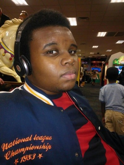Michael Brown looting