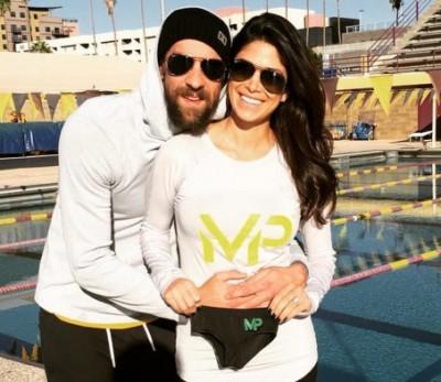 Michael Phelps Nicole Johnson pregnant