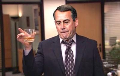 Michael Robert Hoyt Boehner Bartender