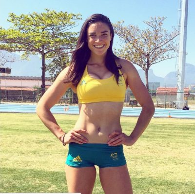 Michelle Jenneke rio olympics