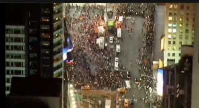 Mike Brown Protesters SHUT DOWN TIMES SQUARE 2