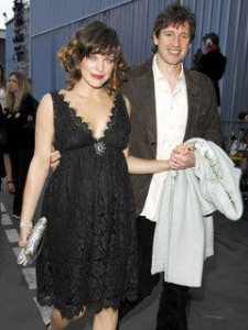Milla 225x300 Milla Jovovich Marries Director Paul W.S. Anderson