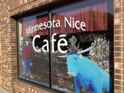 Minnesota Nice Cafe in Bemidji | pancakes