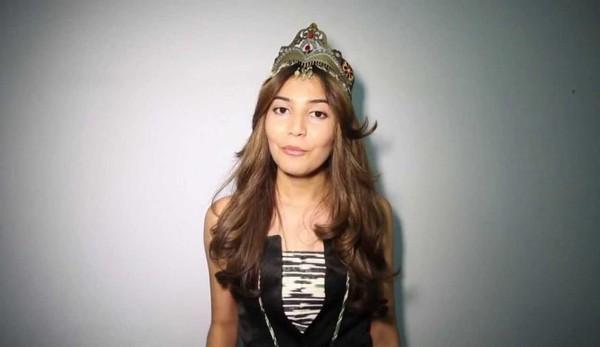 Miss Uzbekistan mystery crack
