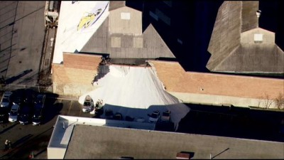 Morton Salt Building COLLAPSE 2