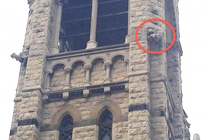 Mother Killed After Gargoyle Falls From Chicago Church