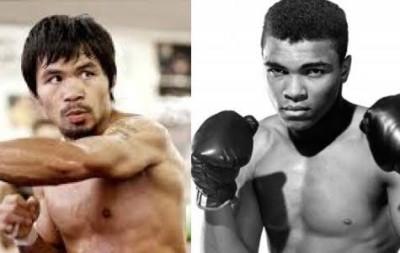 Muhammad Ali pacquiao 1