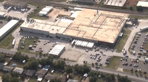 Multiple Victims Active Shooter Vaughan Foods Moore Ok