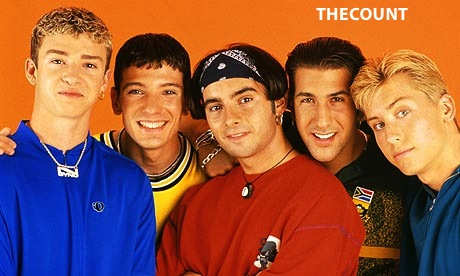 N Sync in 1997 001 *N SNUB! Arrogant Justin Timberlake Forgets To Invite Ex Bandmates To Wedding