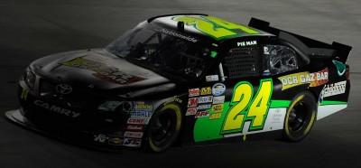 NASCAR Derek White drug bust