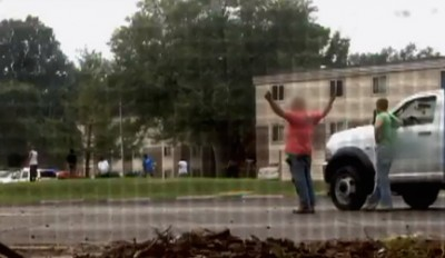 NEW Michael Brown CRIME SCENE VIDEO: Hands Up They Shot