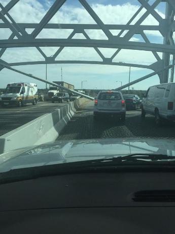 NO. Claiborne Avenue Bridge CLOSED Over Mystery Damage 2
