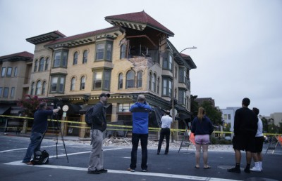 Napa, California Earthquake