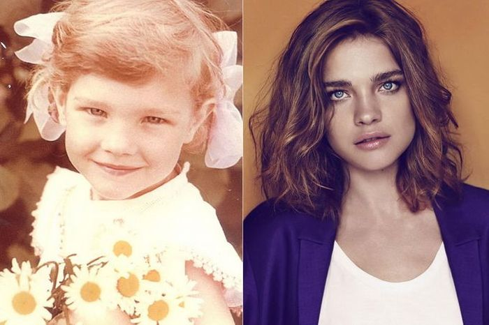 Natalia Vodianova TOP FASHION MODELS When They Were Young
