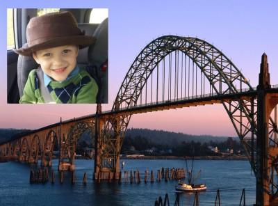 Newport-bridge Jillian Meredith McCabe son