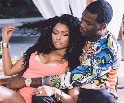 Nicki Minaj Meek Mill 400x334 Stand By Your Man NOT! Nicki DUMPS Meek (Report)