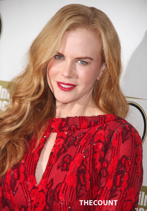 Nicole Kidman 50th Annual New York Film Festival in NY 01 560x803 Nicole Kidman Extreme Botox