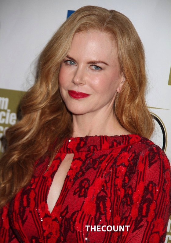 Nicole Kidman 50th Annual New York Film Festival in NY 04 560x795 Nicole Kidman Extreme Botox